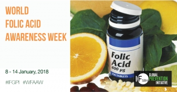 Folic Acid Awareness Week